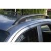 Рейлинги алюминиевые (Crown Black) для Volkswagen Amarok 2011- (Can-Otomotive, VWAM.73.1021)