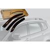 Дефлекторы окон Hyundai Matrix 2001- (AUTOCLOVER, A055)