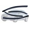 Дефлекторы окон Chevrolet Malibu 2012- (AUTOCLOVER, A142)