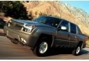 Chevrolet Avalanche 2001-2019