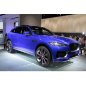 Тюнинг Jaguar F-Pace