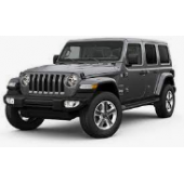 Тюнинг Jeep Wrangler 4 (JL)