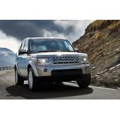 Тюнинг Land Rover Discovery 4