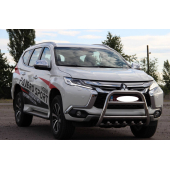 Тюнинг Mitsubishi Pajero Sport