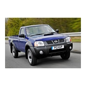 Тюнинг Nissan NP300 Pick Up