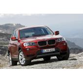 Тюнинг BMW X3 (F25)