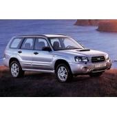 Тюнинг Subaru Forester