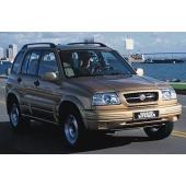 Тюнинг Suzuki Grand Vitara