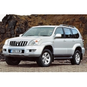 Тюнинг Toyota Land Cruiser Prado 120