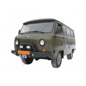 Тюнинг УАЗ 452 (Буханка)