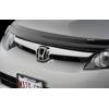 Дефлектор капота (с логотипом) Honda Civic sd 2006- (EGR, SG-6531DSL)