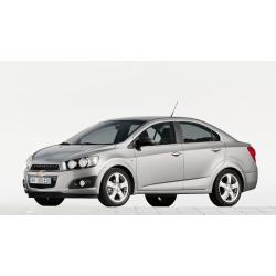 Главные направления тюнинга Chevrolet Aveo 2012