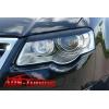 Реснички для Volkswagen Passat 2006- (AD-Tuning, VWB6-FLC)