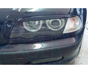 Реснички BMW E46 (AD-Tuning, BMWE46-FLC)
