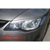 Реснички (узкие) для Honda Civic 2006- (AD-Tuning, HCV06-FLC)