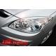 Реснички (узкие) для Hyundai I30 2007- (AD-Tuning, HYI30-FLCSlim)