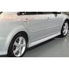 Аэродинамические пороги для Mazda 6 2003-  (AD-Tuning, MZA02ST)