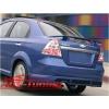 Спойлер на крышку багажника (со стопом) «Дельфин» для Chevrolet Aveo (AD-Tuning, AVEO-SPRD)