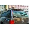 "Задний спойлер для хард-топ кунга ""Modell Lux"" для Volkswagen Amarok 2010+ (Aeroklas, LUX)"