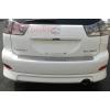 """Юбка заднего бампера """"Sport"""" для Lexus RX350 2003- (AD-Tuning, RSLRX-350)"""
