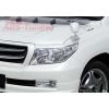 Реснички для Toyota LC200  (AD-Tuning, TLC200-FLC)