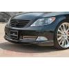 """Юбка переднего бампера """"WALD"""" для Lexus LS460 2007- (AD-Tuning, LS460-FS02)"""