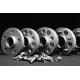 Расширители колесной базы Volkswagen Amarok 2010+ (Hofmann, SPV-VWAM)