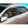 Дефлектор окон Honda Accord 2008- (EGR, 92434022B)