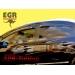 ДЕФЛЕКТОР ОКОН HONDA CIVIC CD 4D 2006- (EGR, 92434021B)