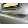 Накладка на кромку багажника Chevrolet Aveo Sd 2006-2011 (Omsa Prime, 1399..6604)
