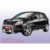 Дуга передняя (кенгурятник) для Nissan Qashqai 2007-2012 (Winbo, A111142)