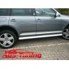 Аэродинамические пороги «Votex Style» для Volkswagen Touareg 2002-- (AD-Tuning, VWT.02.T1.ASL)