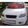 Решетка радиатора для Chevrolet Aveo 2004 - (AD-Tuning, CH.AVE.RGR.01)