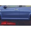 "Аэродинамические накладки на пороги ""GM Style"" для Chevrolet AVEO 2004- (Ad-Tuning, AVO-SSGM01)"