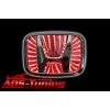 СВЕТОДИОДНЫЙ 3D ЛОГОТИП «RED» ДЛЯ HONDA CRV (PENG, LED.PNG.HONCRV3DRD)