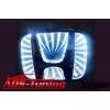 СВЕТОДИОДНЫЙ 3D ЛОГОТИП «WHITE» ДЛЯ HONDA CRV (PENG, LED.PNG.HONCRV3DWH)