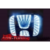 СВЕТОДИОДНЫЙ 3D ЛОГОТИП «WHITE» ДЛЯ HONDA JAZZ (PENG, LED.PNG.HONJZ3DWH)