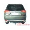 Защита заднего бампера для Mitsubishi Pajero Sport 2009-2013 (PRC, HD11-MS-L0804)