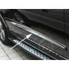 Молдинги на двери для Hyundai Santa Fe 2010-2012 (PRC, STF101609)