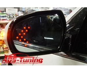 Светодиодный повторитель поворота в боковые зеркала заднего вида (PENG, ZERPT.LED.UN)