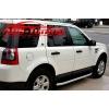 Боковые пороги Alyans для Land Rover Freelander 2008- (Can-Otomotiv, LRFL.ALYANS.47.1521)