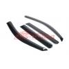 Дефлекторы окон HYUNDAI ELANTRA 2010- (AUTOCLOVER, A123)