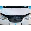 Дефлекторы капота HYUNDAI ELANTRA 2006-  (AUTOCLOVER, A723)