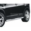 Боковые пороги Nissan Qashqai 2007- (Winbo, B111101)