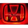 СВЕТОДИОДНЫЙ ЛОГОТИП «RED» ДЛЯ HONDA CIVIC (PENG, LED.PNG.HONCIVRPSRD)