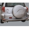 Защита заднего бампера для Toyota RAV4 2006-2009 (PRC, RV-B061037)