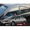 Дефлекторы окон Nissan Primera (P12) 2002- (EGR, 91463012B)