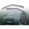 Дефлекторы окон Honda CR-V 2007- (EGR, 91234016B)