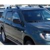Дефлекторы окон Mitsubishi Outlander 2003- (EGR, 92460025B)