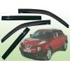 Дефлекторы окон Nissan Juke 2010- (EGR, 92463040B)